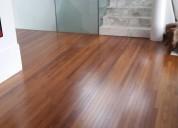 Quero comprar piso pronto de madeira maciÇa