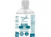 Álcool gel antisséptico