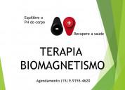 Terapia biomagnética - biomagnetismo