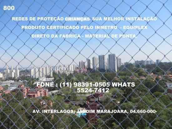 Telas de Proteção na Vila Suzana , (11) 98391-0505