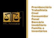 Advocacia especializada em area criminal