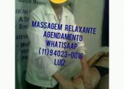 Massagens  para mulheres  (11) 9 4023-0016 luiz