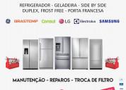 Consertos geladeiras em bela vista