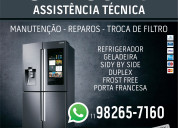 Serviços consertos de refrigerador
