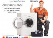 Consertos para lavadora de roupa nacionais e impor