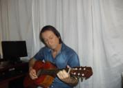 Aulas de violão presencial ou online