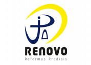 Reforma e pintura comercial | reformas comerciais