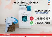 Assistência técnica lavadora de roupas e máquina d