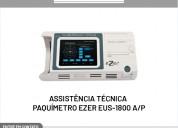Ultrassom ocular manutenÇÃo brasil