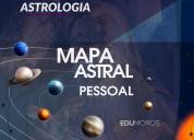 Completo: mapa astral + mapa numerológico