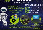 Assistência técnica e vendas