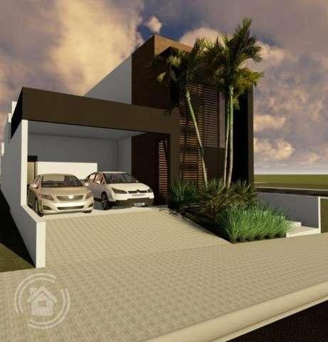 Maravilhoso sobrado com um projecto moderno, 4 dormitorios a venda por R 1 080 000 00
