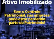 Ativo imobilizado - controle patrimonial - inventário e avaliação